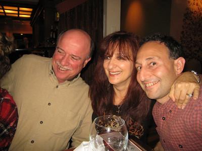 Casto, Tina and Shep