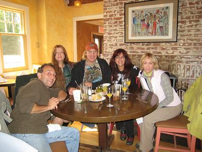 Shep, Kris, Mark, Tina and Susan