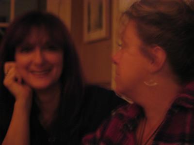 Tina and Diane