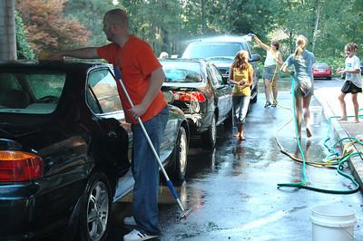 John's Car Wash! 8/2007
