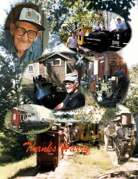 Harry's Tribute
