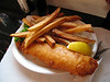 The fish and chips are unrivaled.
