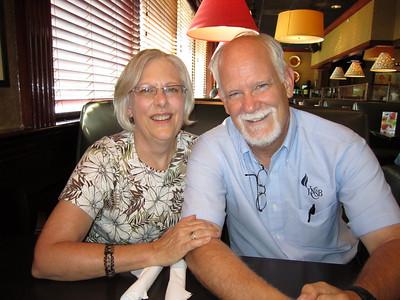 Jon and Priscilla Sapp