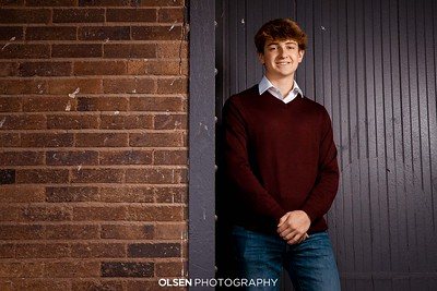 092920 Josh Iossi  Senior Photographer Golf photos portraits sports  Omaha Photographer Fremont  Arlington Olsen Photography