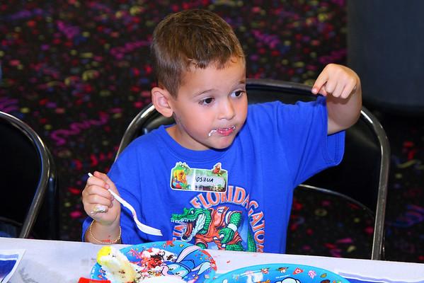 Josh Mallis Birthday 12-9-07