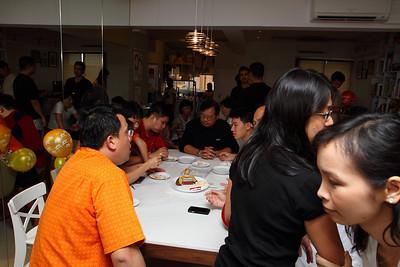 Joyce's Birthday Party ( 5 June 2011 )
