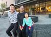 00aFavorite 20161029 (1821) Juan Jiang, 5-yo Sophie, Juan's cousin Jackie after Intl Frndschp Pgm reception