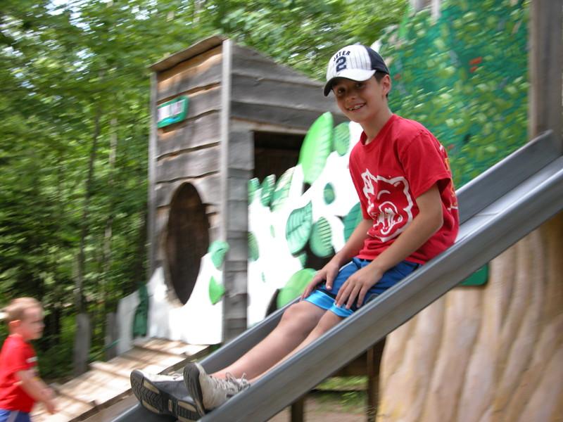 Adirondack Visitors Interpretive Center