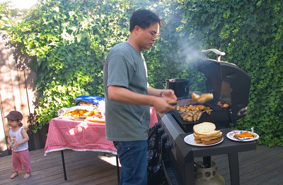 July 2007 - Lilly's BBQ