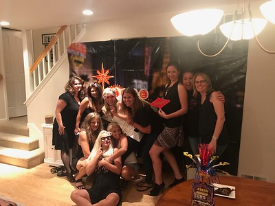 July 2017 Bunco