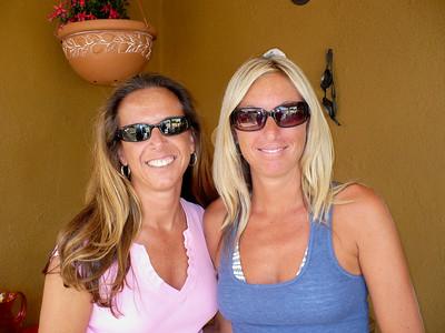 Jenae and a friend
