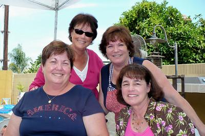MP, Joan, Becky, Mary
