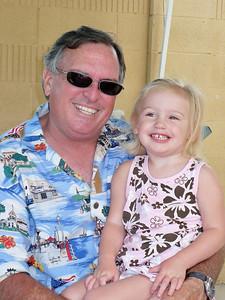 Megan and Uncle Kurt