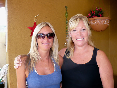 Sisters -- Jenae and Tammy