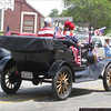 Original Ford Model T, with wooden spokes!
