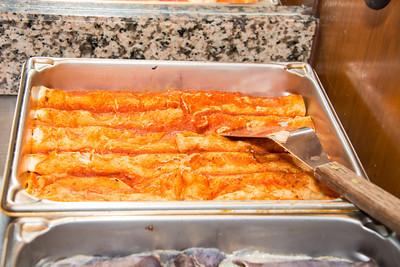 12-20-13 Cheese Enchiladas