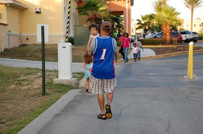 June 5-9, 2008 - Iona and Aaron Wedding Trip to Florida