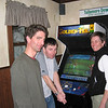 Visit to the Damen's pub in Ketchum, 2004.   Golden Tee was the bomb!