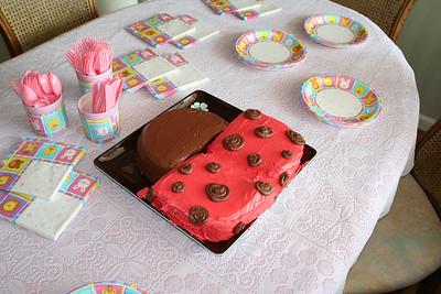 Kaihli's 1st Birthday