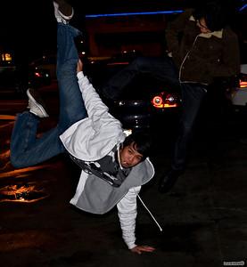 Karaoke night 14Dec2007