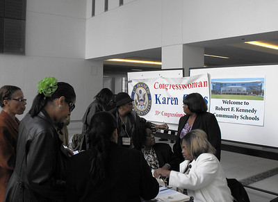 Karen Bass Congress Event 1/11/2011