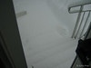 My back stairs.<br /> February 6, 2010 Blizzard