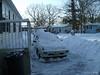 my poor car!<br /> December 19, 2009 Blizzard