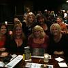 At The Funny Bone: Amy, Trina, Toni, Karen, Carla & Ginny.