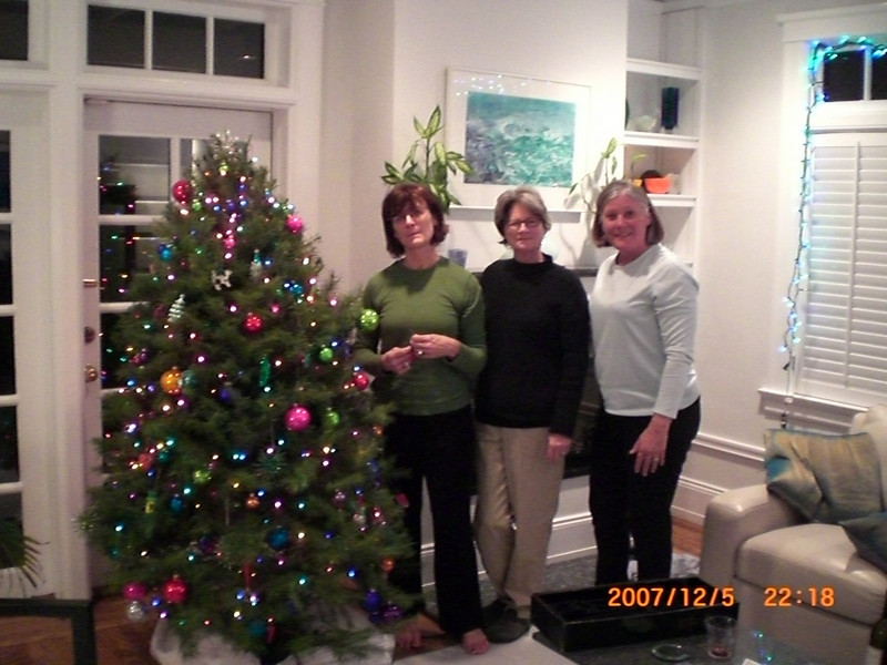 Karen, Nancy, & Jeanie