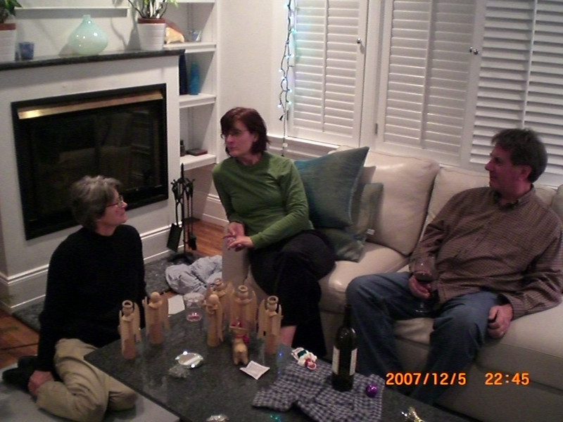Nancy, Karen, & Scott