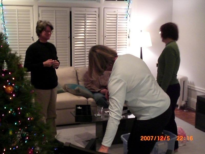 Nancy, Jeanie, & Karen