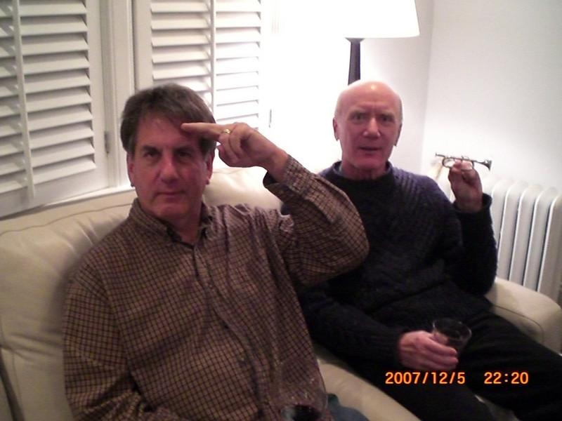 Scott & Michael
