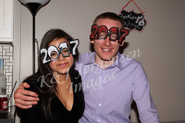 Karl & Kelly's New Year's Eve Party - 2016/2017