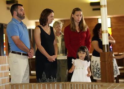 Katrina Baptism