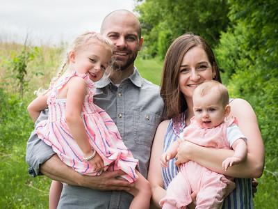 Kaylen's Family - June 2018