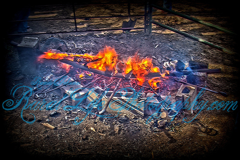 Lots of Irons in the fire