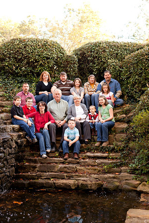 Kelly-Chunn Family