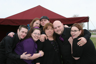 Great photo of the Skillman Clan