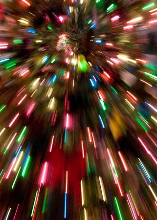Kline Christmas Tree, 2007