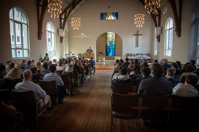 2018 Komfirmasjon Tabernaklet Halden Baptistmenighet