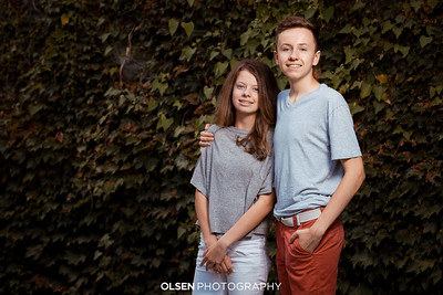 072119 Parker Kudym Senior Photography