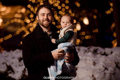 120320 Bernstrauch Family Photos New Year