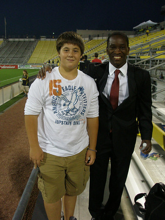 LA Galaxy Soccer 2007