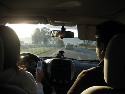 LA Road Trip 11.29 - 12.1.07