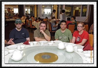 Tim, Eric, Todd and Autumn.