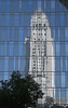 Refelctions of LA County Building