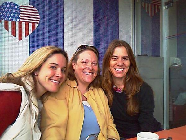Jill, Amy, Tracy