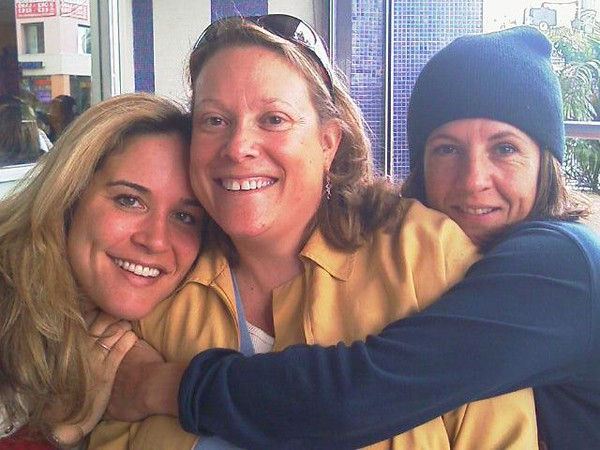 Jill, Amy, Jennifer