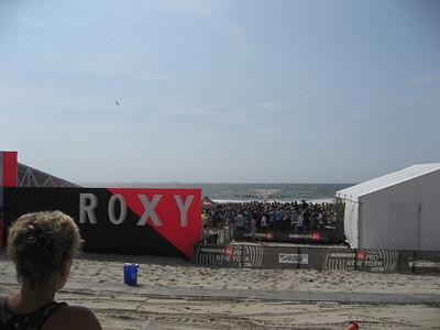 LONG BEACH EVENTS-2011--Hurr. Irene, Quik-Silver Surf, Saloon Golf