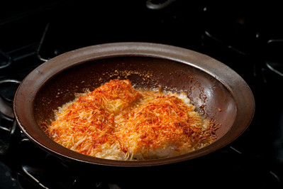This is a bonus photo, taken January 1 at my house.  Peter and I made haddock, baked in Charles' pasta bowls.  Perfect!